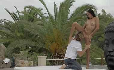 Yoga Master and Teache-舔逼品玉海报8x
